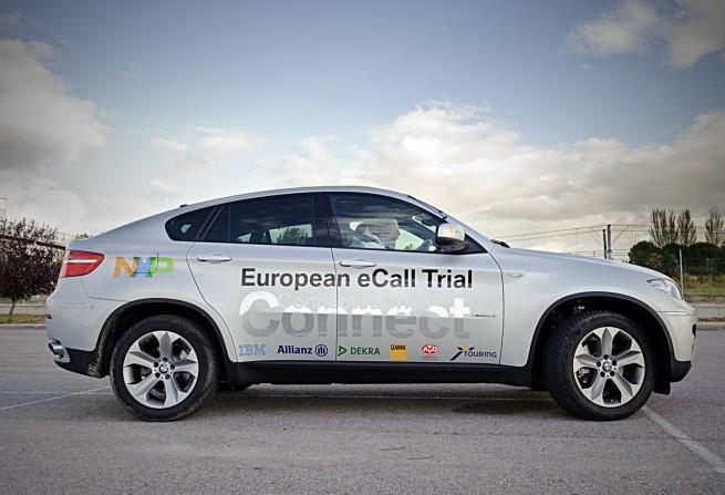 NXP-BMW-Advanced-eCall