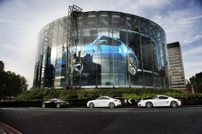 Nissan-Werbung-370Z-vs-Porsche-Audi-BMW
