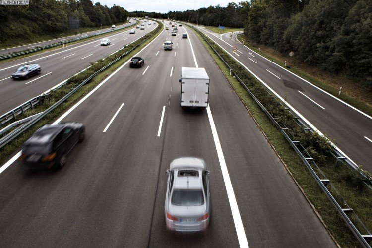 Research project Highly automated driving on highways (08/2011)