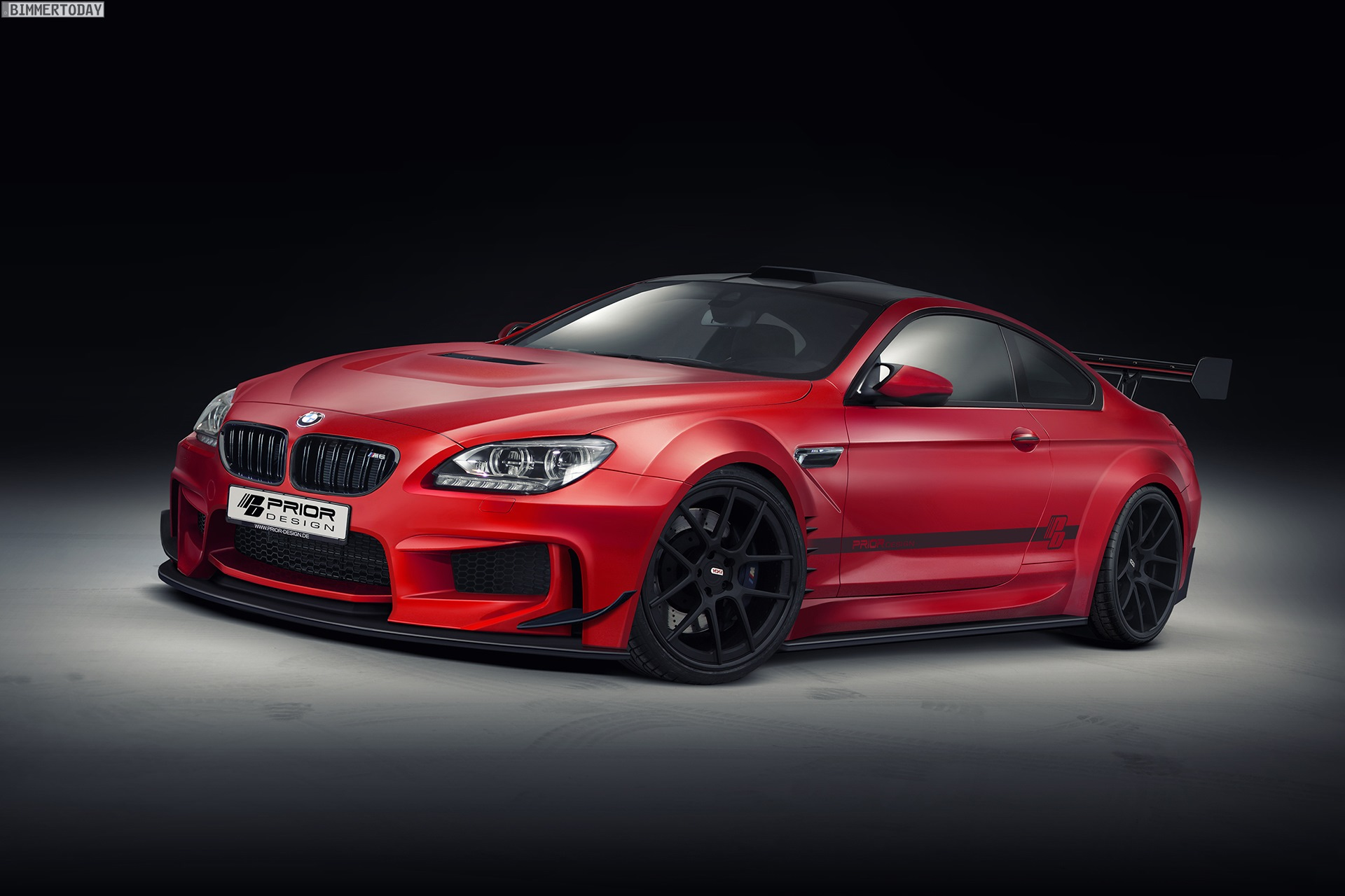Prior Design Bmw M6 Widebody Kit Pd6xx Bringt F13