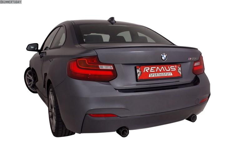 Remus-BMW-M235i-Tuning-Edelstahl-Abgasanlage-Schalldaempfer-08