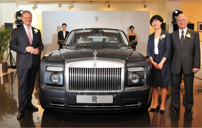 Rolls-Royce-China