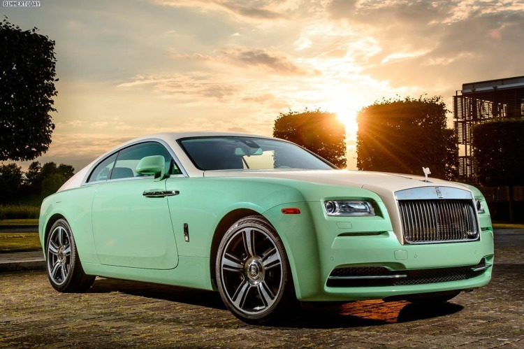 Rolls-Royce-Wraith-Bespoke-Michael-Fux-2014-Mint-Green-Luxury-Coupe-1