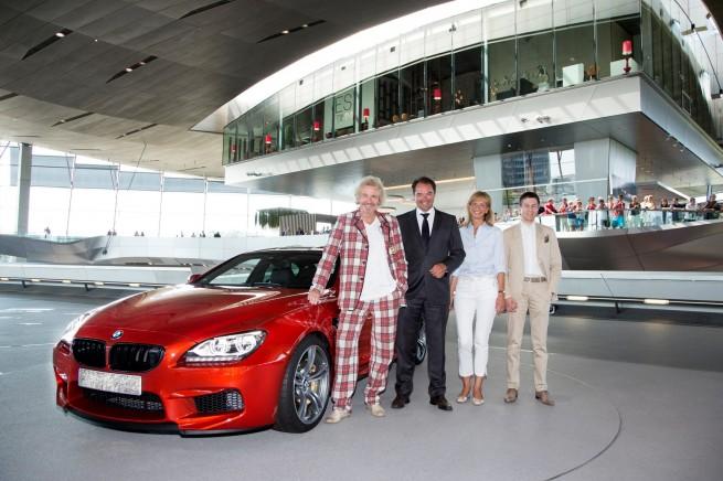 Thomas-Gottschalk-BMW-M6-Gran-Coupe-Video-Abholung-Sakhir-Orange