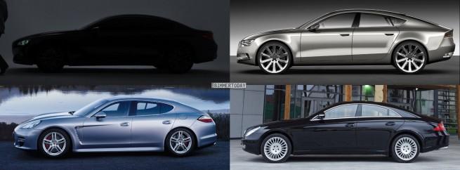 Vergleich-BMW-Gran-Coupe-Audi-Sportback-Porsche-Panamera-Mercedes-CLS-4