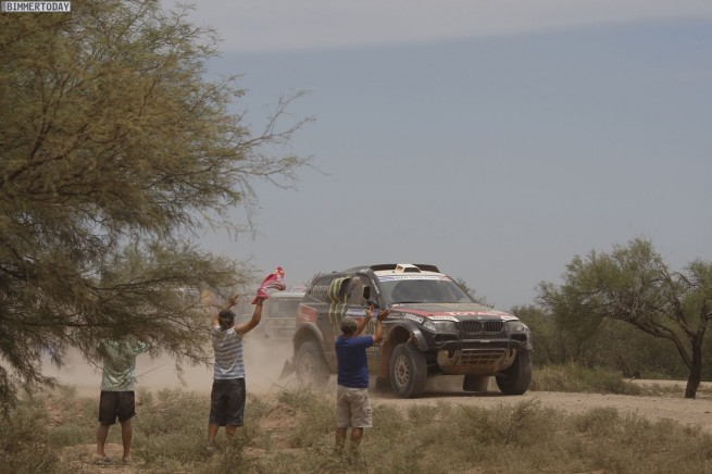 DAKAR RALLY ARGENTINA-CHILE