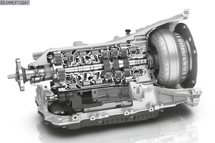 ZF-8HP-2014-Achtgang-Automatik-Getriebe-fuer-BMW-520d-B47