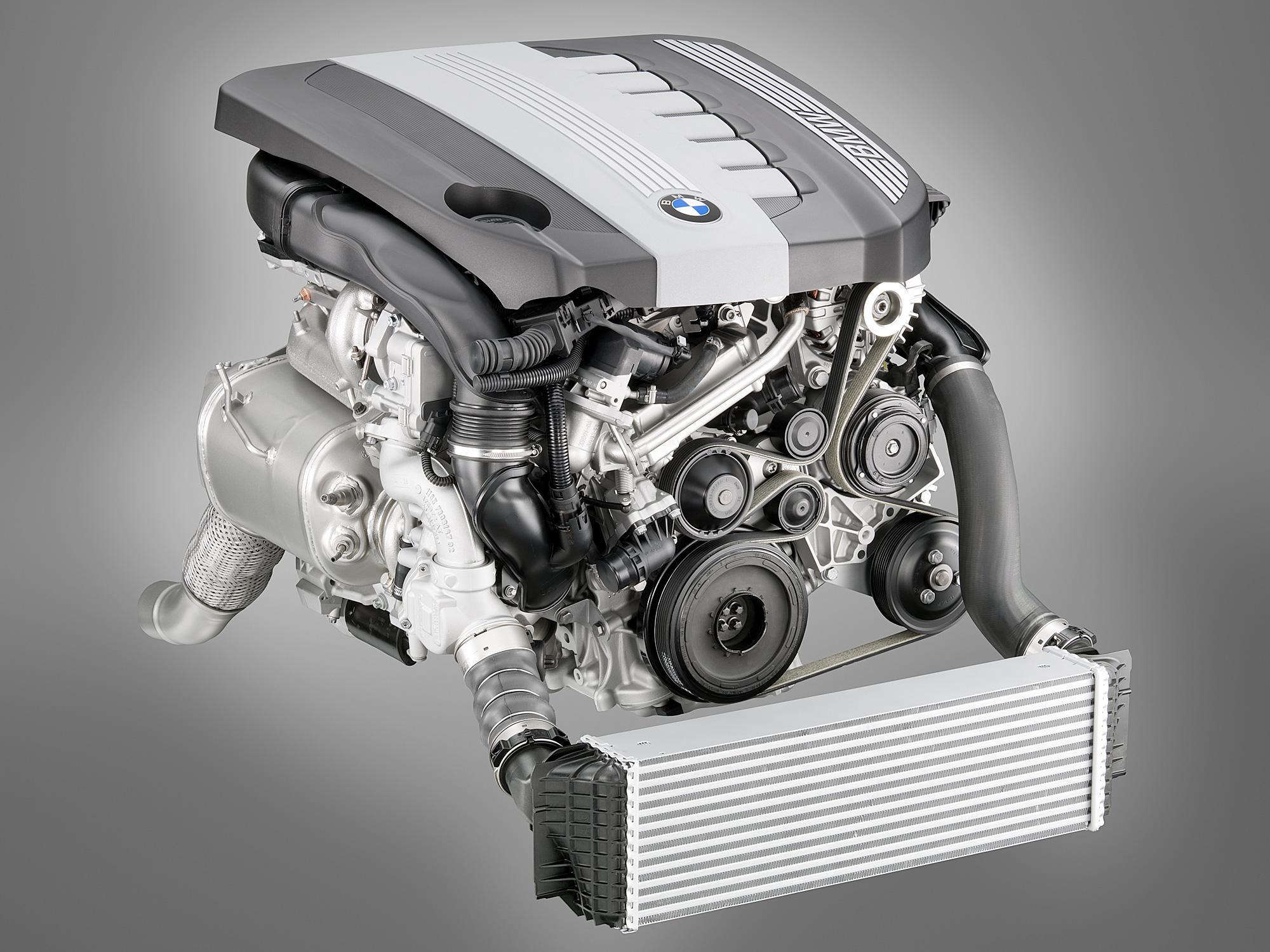 Details zum neuen Biturbo Diesel aus dem 740d mit 306 PS