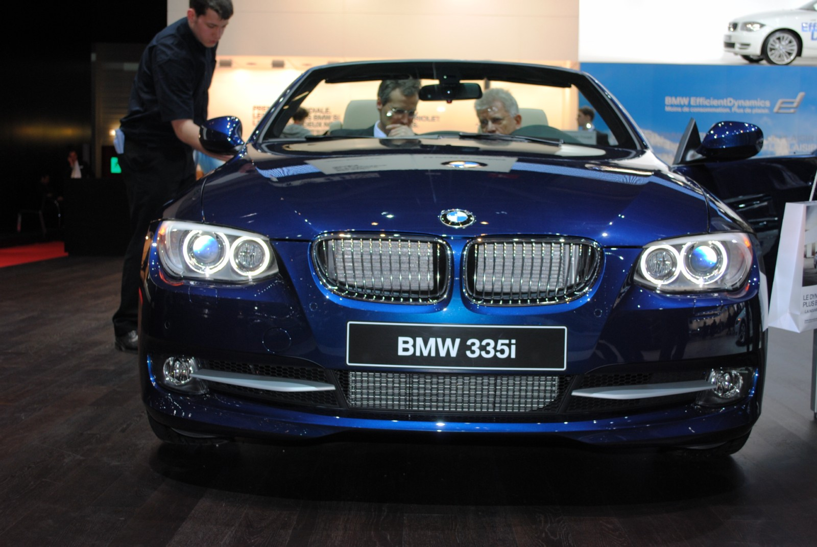 genfer salon 2010 das bmw 3er cabrio e93 facelift lci. Black Bedroom Furniture Sets. Home Design Ideas