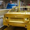 BMW M4 Coupé in Austin Yellow - Produktionsstart München