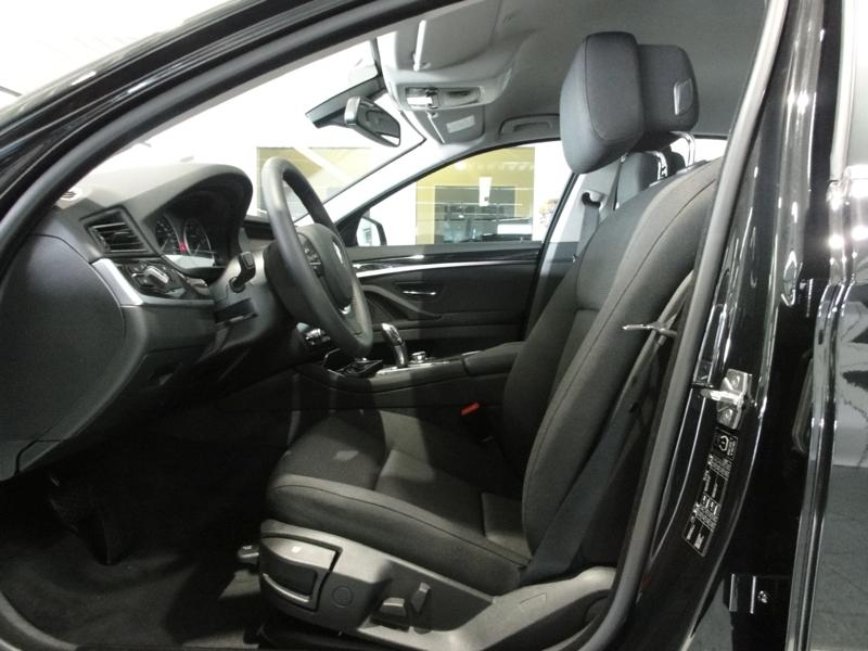 Die Serienmassigen Sitze In Bmw 5er Limousine F10 Touring F11